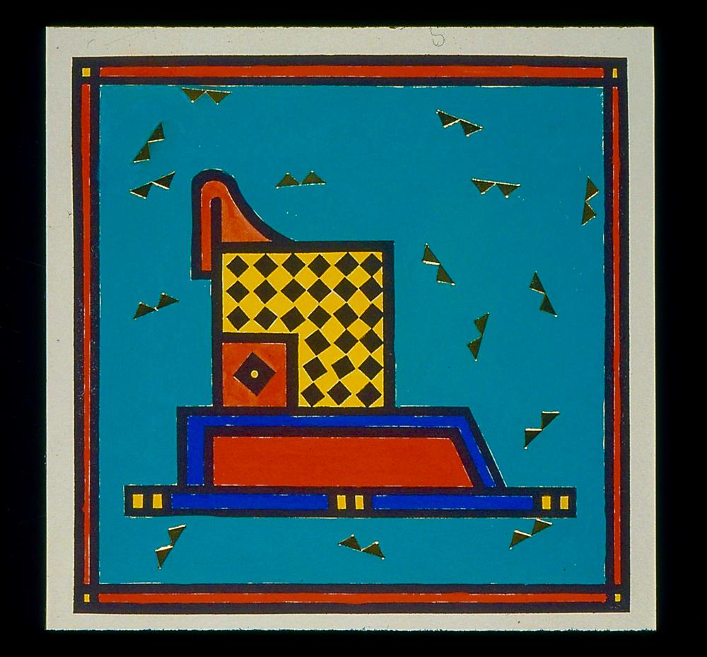 Twelve Egyptian Chairs - 1995
