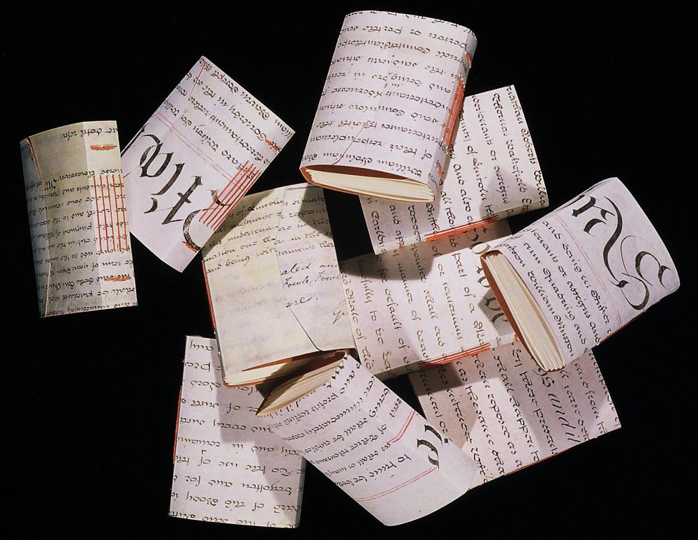 Longstitch bindings (2003)